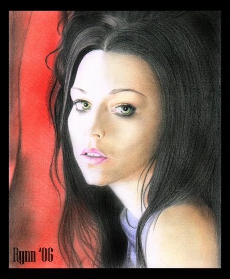 Amy Lee par Rynn